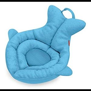 Skip Hop Blue Whale Bath Cushion